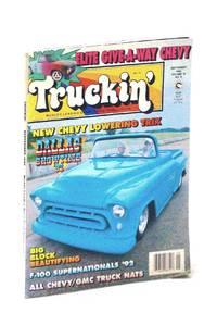TRUCKIN' MAGAZINE----SEPTEMBER 1992 ISSUE