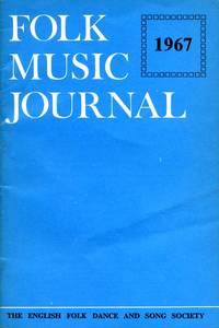 image of Folk Music Journal 1967