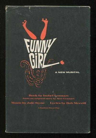 New York: Random House. Near Fine in Very Good dj. (c.1964). Fireside Theatre BCE. Hardcover. . (B&W...