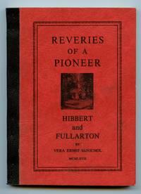 Reveries of a Pioneer: Hibbert and Fullarton