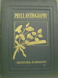 Phyllanthography:  A Method of Flower and Leaf Writing