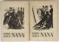 Nana. Illustrations de Berthommé Saint-André.