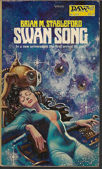 SWAN SONG by   Brian M  - Paperback  - First Edition  - 1975  - from Books from the Crypt (SKU: QAL25)