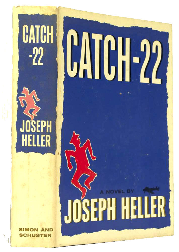 yossarians opposition to war in catch 22 a novel by joseph heller Catch-22 begins with yossarian's resistance to the military as he plots to stay in the hospital to avoid additional missions from the first chapter on, examples of yossarian's resistance to military discipline accumulate rapidly.