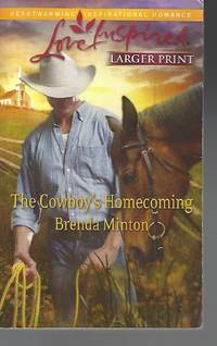 The Cowboy's Homecoming (Larger Print Love Inspired)