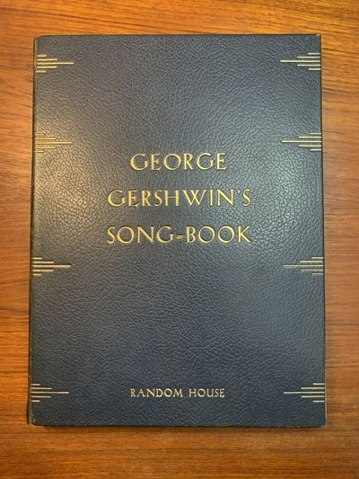 George Gershwins Song-Book.