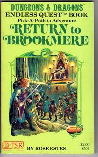 image of RETURN TO BROCKMERE (Dungeons & Dragons)