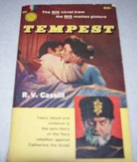 Tempest by R.V. Cassill - Paperback - First Printing - 1959 - from Easy Chair Books (SKU: 104457)