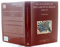 image of Excavations at Phylakopi in Melos 1974-77 (British School at Athens Supplementary)