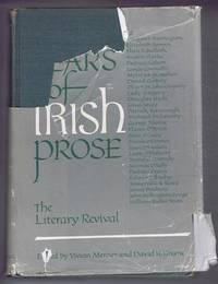 image of 1000 Years of Irish Prose, Part I, The Literary Revival