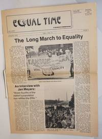 Equal Time: a women\'s newspaper vol. 1, #10, August 1978; the long march to equality
