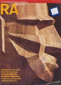 RA. The Royal Academy magazine