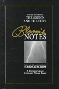 image of The Sound & the Fury (Bn) (Oop) (Bloom's Notes)