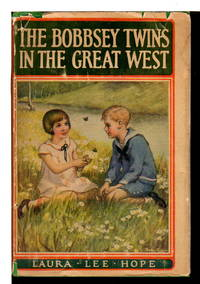 THE BOBBSEY TWINS IN THE GREAT WEST.  #13.