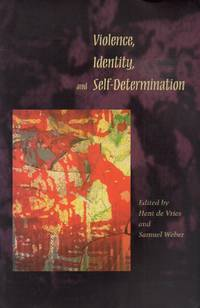image of Violence, Identity, and Self-Determination
