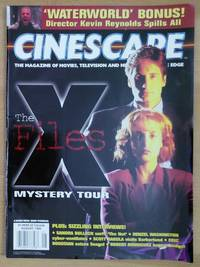 Cinescape: the Magazine of Movies, Television and New Media on the Edge, Vol 1, No. 1, August 1995