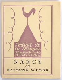 Nancy. Frontispice de Dufrénoy.