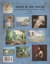image of Artists of New England, Volume One (I), The Fine Art Catalogue