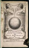 View Image 2 of 3 for Sylva sylvarum, sive historia naturalis, in decem centurias distributa. Inventory #30360