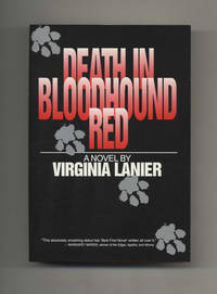 image of Death in Bloodhound Red  - 1st Edition/1st Printing