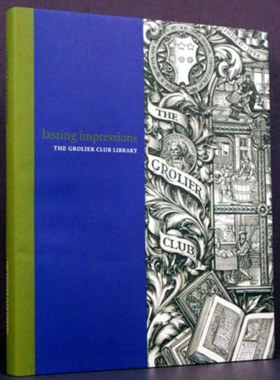 New York: The Grolier Club, 2004. Cloth. Collectible; Fine/Fine. First Edition. An immaculate copy o...