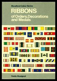 image of RIBBONS OF ORDERS, DECORATIONS AND MEDALS