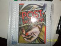 Post-Mortem A Mystery Introducing Dr. Kay Scarpetta (1990 1st Ed. W/DJ )