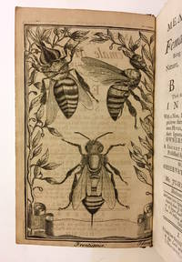Melissologia [M           ], or the female monarchy, being an enquiry into the nature, order and government of bees... With a New, Easy, and Effectful Method to preserve them, not only in Colonies, but common Hives