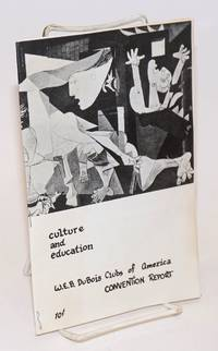 Culture and education. [Cover title]  Report and resolutions on culture and education, adopted at the founding convention, San Francisco, 21 June 1964. [Caption title]