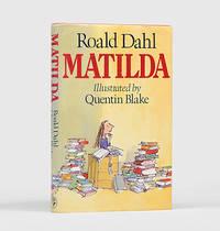 Matilda. by  Roald DAHL - First Edition - 1988 - from Peter Harrington (SKU: 136792)