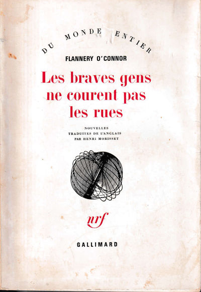 Paris: Gallimard, 1963. Paperback. Good. 233 pp. Light creases to the spine, light soiling and edge ...