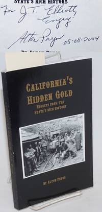image of California's Hidden Gold: nuggets from the State's rich history [signed]