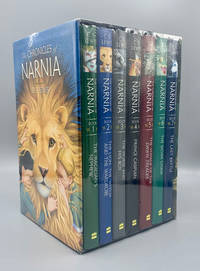 image of The Chronicles of Narnia: The Magician's Nephew; The Lion, the Witch and the Wardrobe; The Horse and His Boy; Prince Caspian: The Return to Narnia; The Voyage of the Dawn Treader; The Silver Chair; The Last Battle (7 volumes)