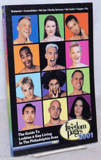 image of Freedom Pages: the guide to lesbian & gay living ib the Philadelphia area 2001