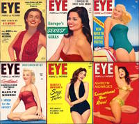 Eye [People and Pictures] (11 vintage digest magazines, 1952-54)