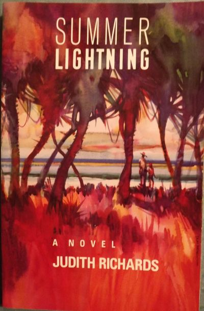 1987. RICHARDS, Judith. SUMMER LIGHTNING. : Pierian Quality Reprints, . 8vo., pictorial wraps; 271 p...
