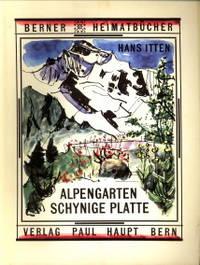Der Alpengarten Schynige Platte
