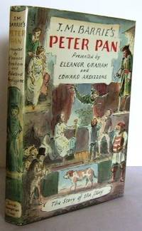 J.M. Barrie's Peter Pan, the story of the play presented by Eleanor Graham
