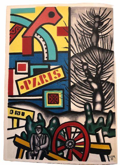 Entretien de Fernand Léger avec...