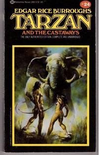image of Tarzan and the Castaways (Tarzan #24)
