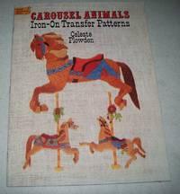 image of Carousel Animals Iron-On Transfer Patterns