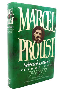 MARCEL PROUST  Selected Letters Volume II: 1904-1909