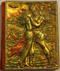 """Hand-Made Soviet Prisoner's Art Album - """"The Odyssey of a Prisoner """""""