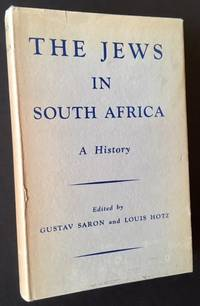 The Jews in South Africa: A History