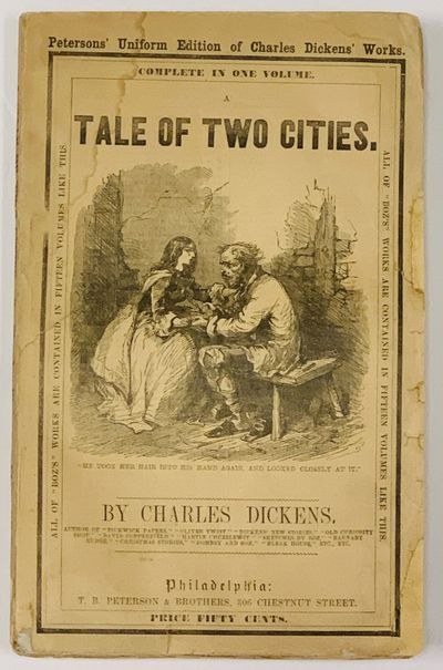 A TALE Of TWO CITIES.; Petersons'...