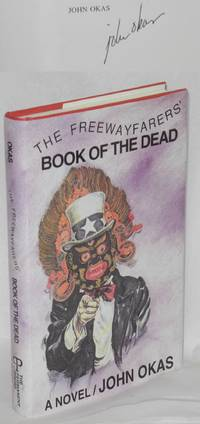 image of The Freewayfarer's Book of the Dead; second phase of Art in Heaven Cycle - signed