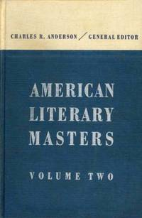 American Literary Masters Volume Two
