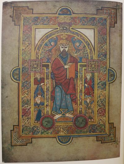 CODEX CENANNESIS THE BOOK OF KELLS By Book Of Kells