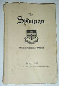 The Sydneian, June 1951 - Sydney (Australia) Grammar School