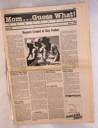 Mom . . . guess what . . . ! for women & men of the gay community & friends in the Capital and Northern California #23, September, 1980